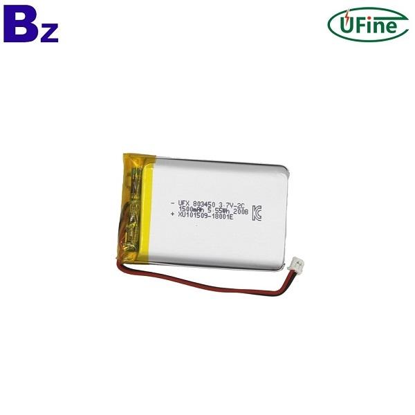 리튬 이온 배터리의 과충전 현상