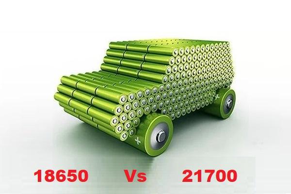 18650 배터리와 21700 배터리의 차이점