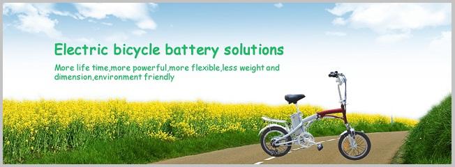 전자 자전거 배터리