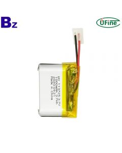 China Lipo Cell Factory Supply Rechargeable Battery for Beauty Equipment HY 113725 1000mAh 3.7V Lithium Polymer Battery
