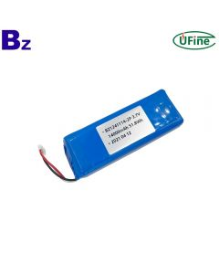 Lithium Cell Factory Customized Battery Pack for Footlights BZ 1241114 1S2P 3.7V 14000mAh Li-ion Polymer Battery