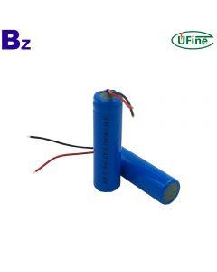 China Best Performance For Flashlight LiFePO4 Battery BZ 14500 500mAh 3.2V Lithium Iron Phosphate Cylindrical Battery