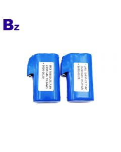 Factory Supply Rechargeable 18650 Battery for Wireless Heated Belt - UFX 18650-2S 2600mAh 7.4V Li-Ion Battery
