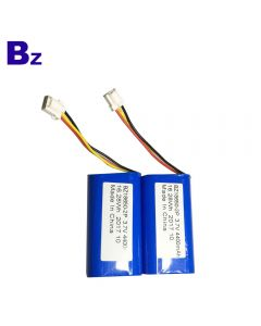 China Best Lithium-ion Cells Supplier OEM 18650 2P Batteries 4400mAh 3.7V Cylindrical Li-ion Battery
