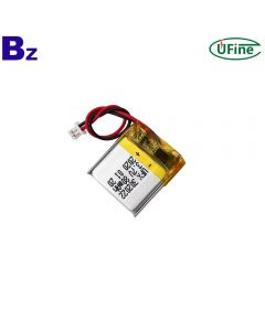 Newest Rechargeable Smart Wireless Mouse Lipo Battery UFX 302022 3.7V 80mAh Lithium Polymer Battery