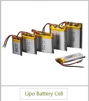 3.7V 리튬 폴리머 배터리 셀