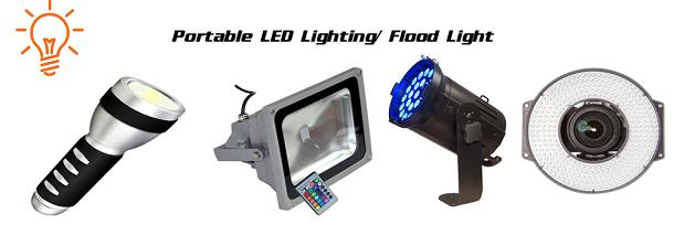 휴대용 LED 배터리 팩