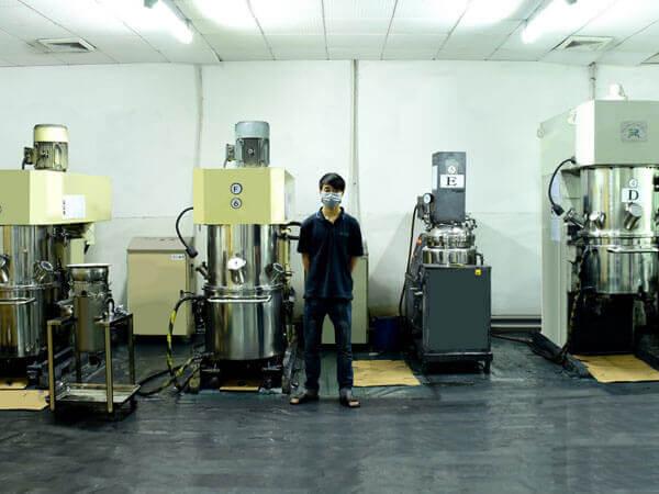 Lipo battery Production Ability
