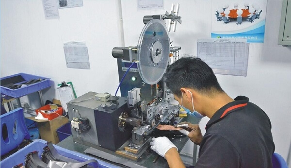 lithium cells automatically production equipment 1