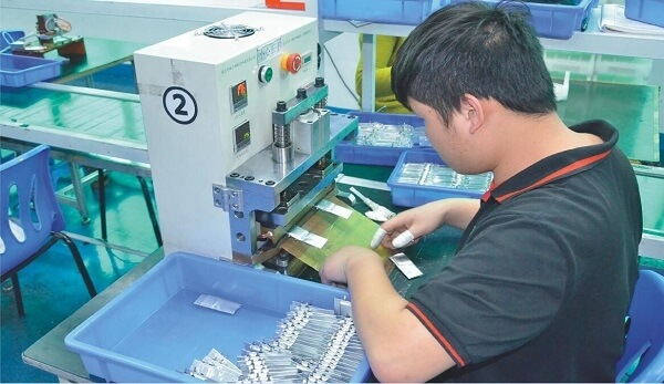 lithium cells automatically production equipment 2