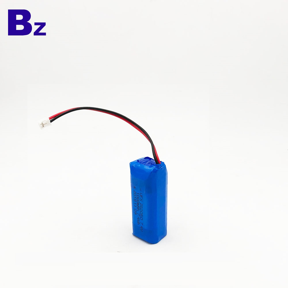 1000mAh 7.4V LiPo Battery