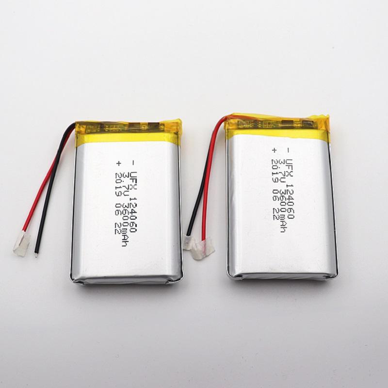 3600mah 3.7V Lipo Battery