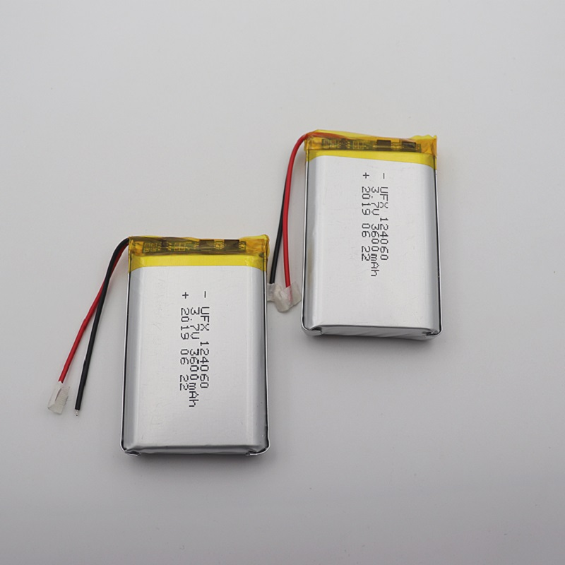 Li-polymer Battery for Medical Devices