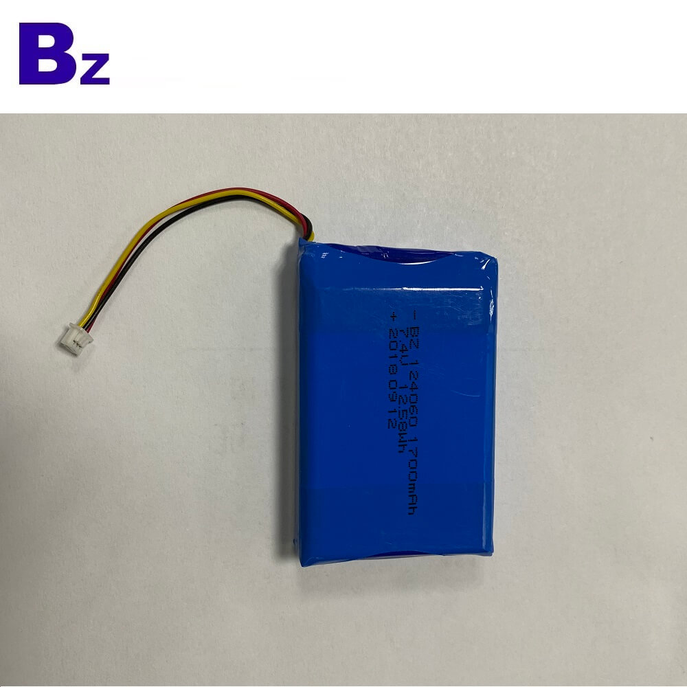 Battery for Electrically Heated Gloves