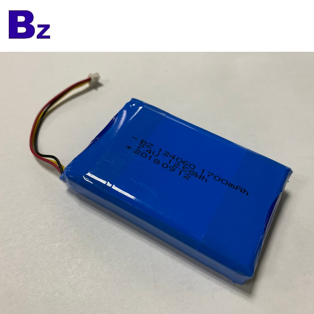 Polymer Li-ion Battery with KC Certificate