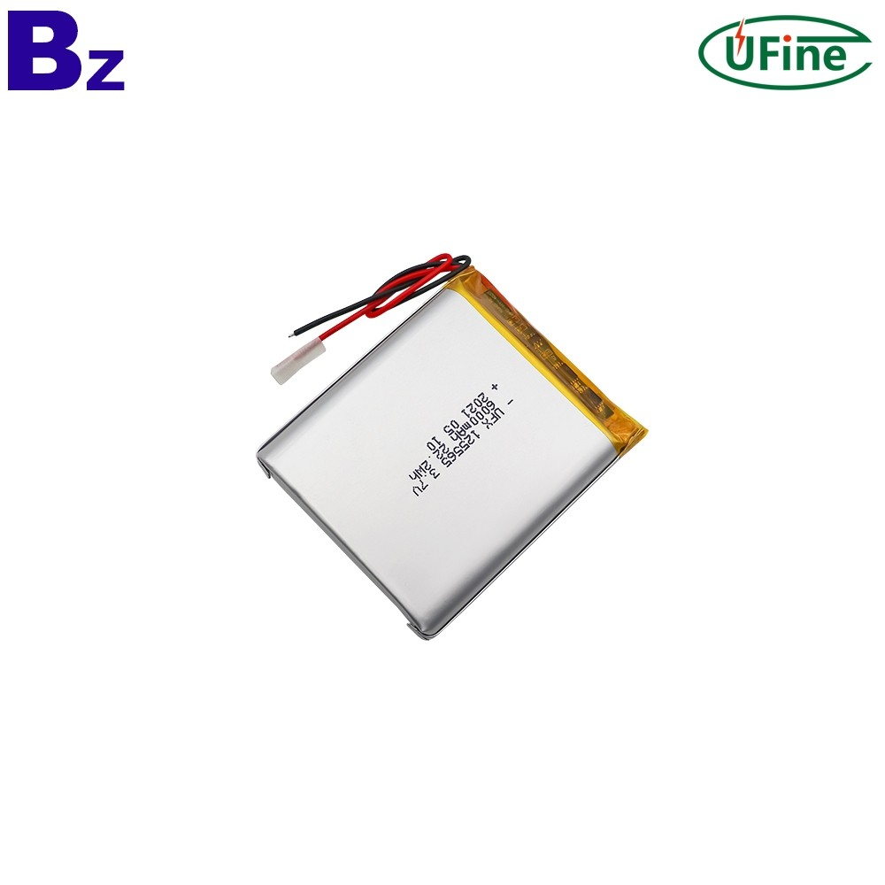 6000mAh Large Capacity Lipo Battery For Power Bank