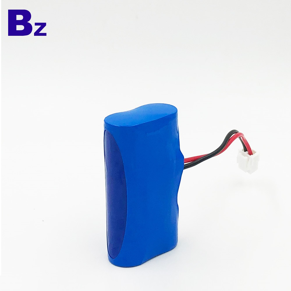 6000mAh Li-Polymer Battery With Wire and Plug