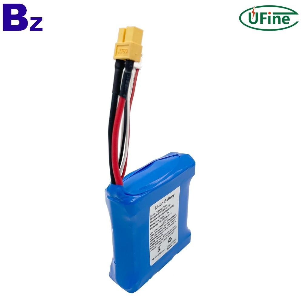 4000mAh 11.1V Rechargeable Battery for Atomizer