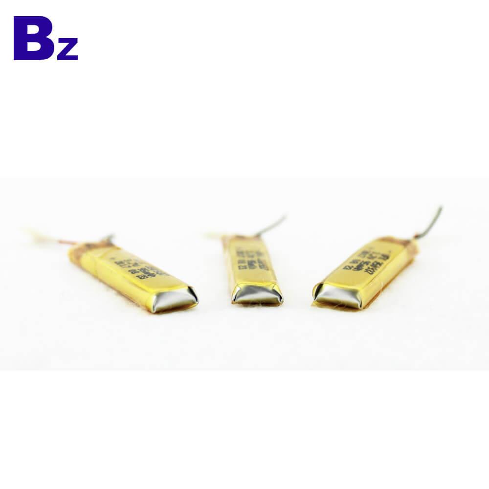 95mAh 3.7V Li-Polymer Battery