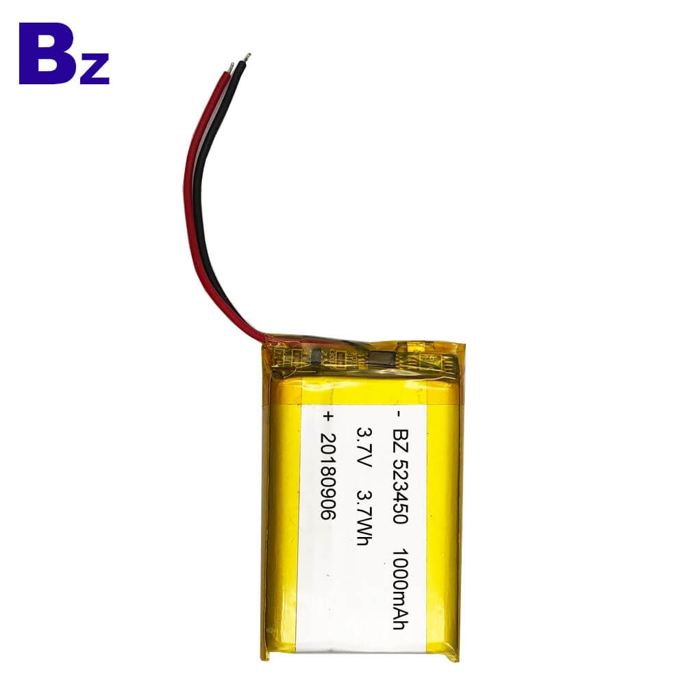 1000mAh Battery for Air Cleaner