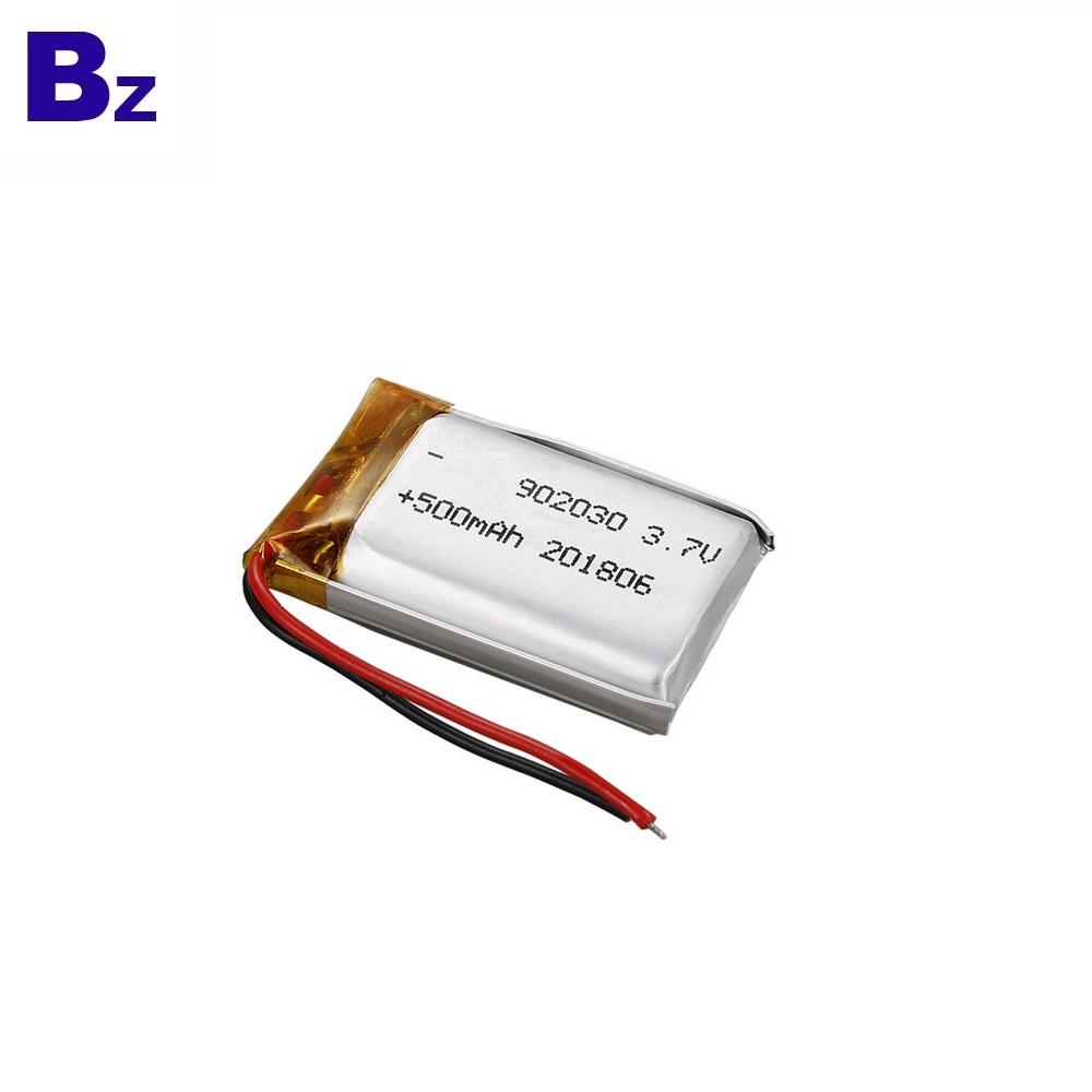KC Certification Lithium-ion Battery 902030 500mAh