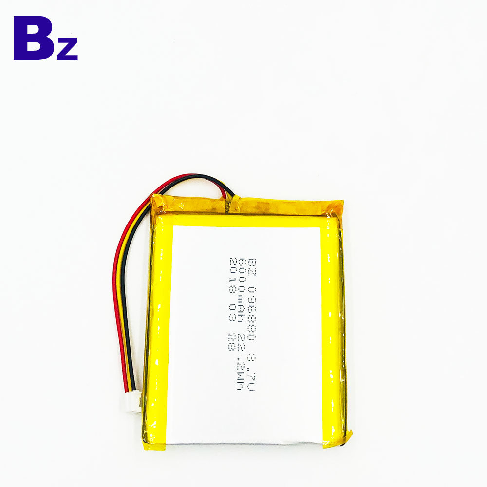 Battery for Electronic Beauty Products