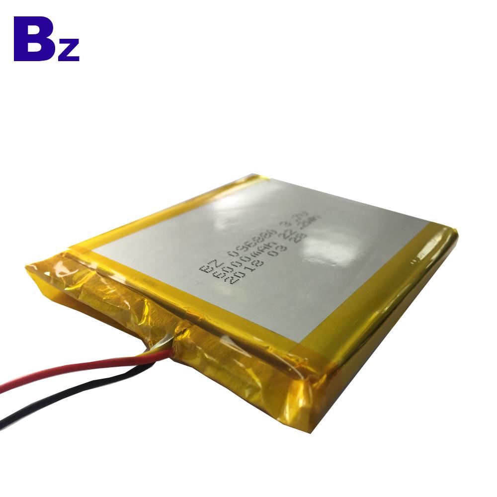 906880 6000mAH 3.7V Li-ion Battery
