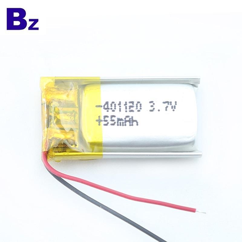 55mAh Lipo Battery with KC Certificate