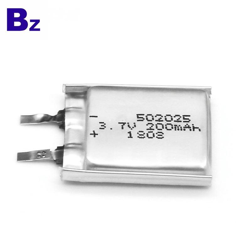 200mAh Battery For GPS Tracker
